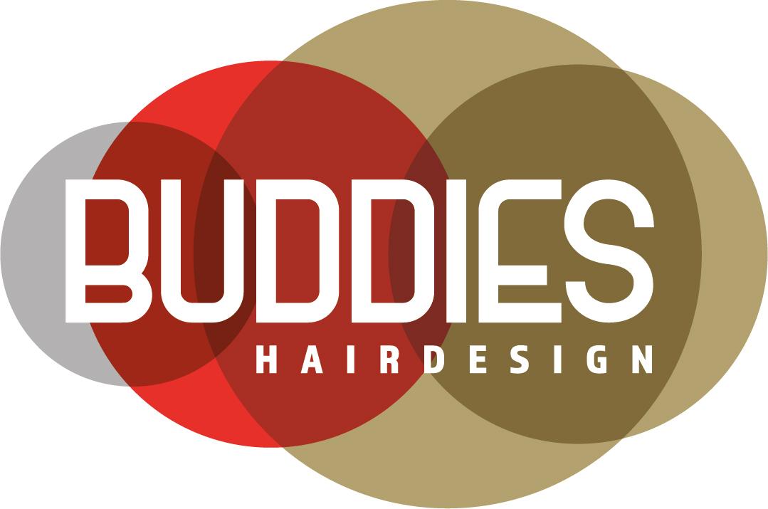 Buddies Hairdesign logo
