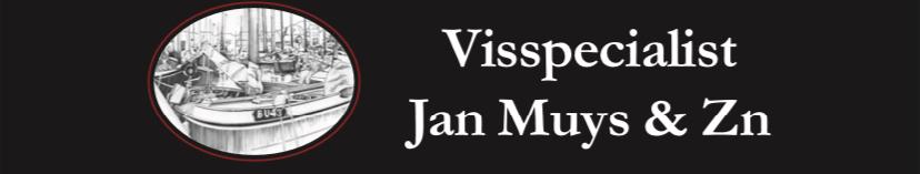 Visspecialist Jan Muys & Zn logo