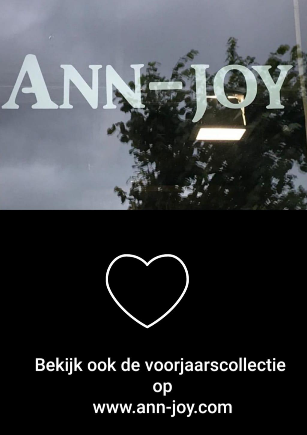 Ann-joy logo