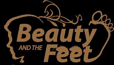 Beauty and the feet logo