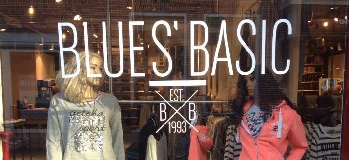 Blue's Basic logo