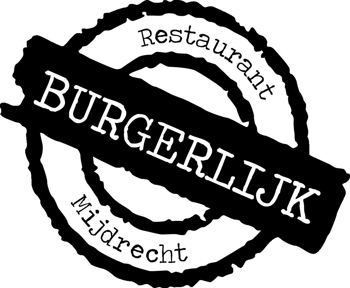 Restaurant Burgerlijk logo