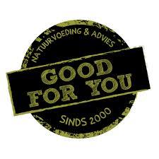 Good for you logo