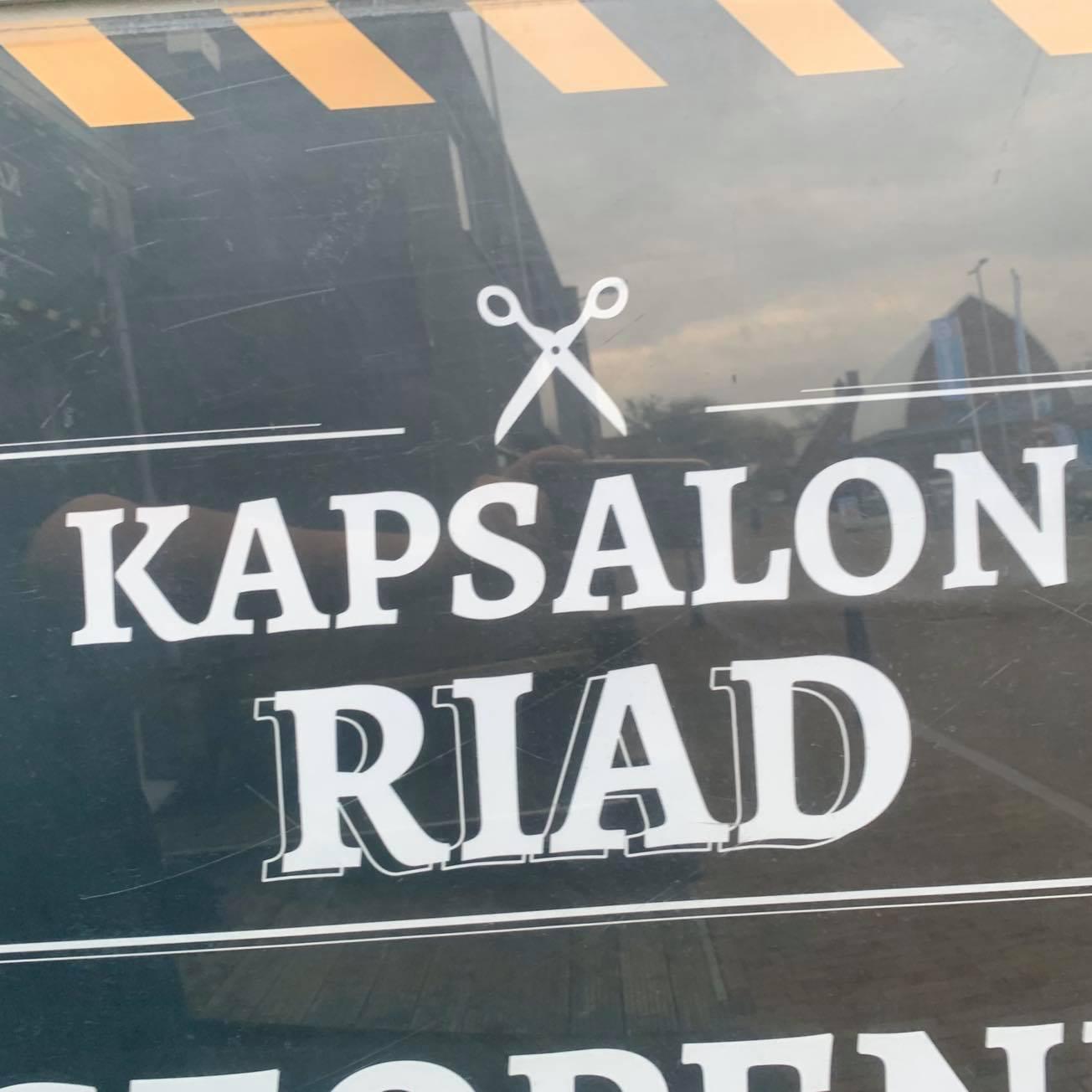 Kapsalon Riad logo