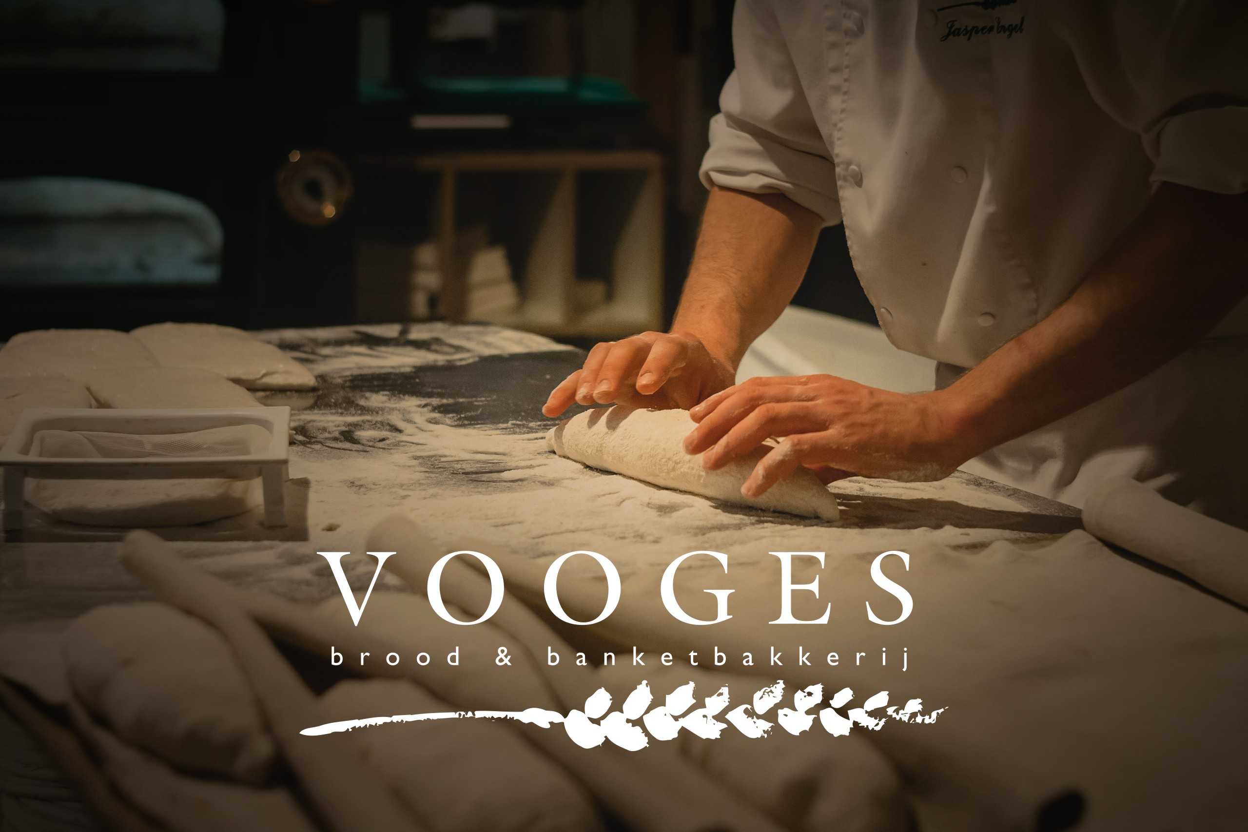 Vooges, brood en banket logo