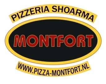 Montfort Pizzeria en Shoarma logo