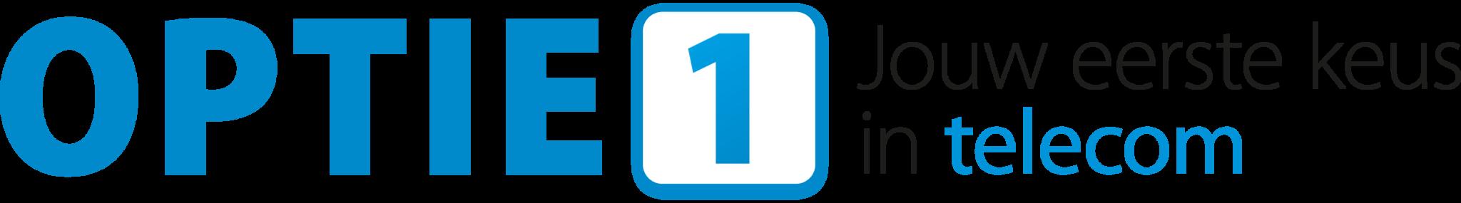 Optie 1 logo