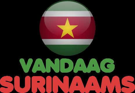 Vandaag Surinaams logo